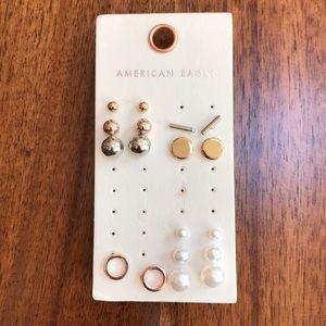 American Eagle Earring Set! Brand New